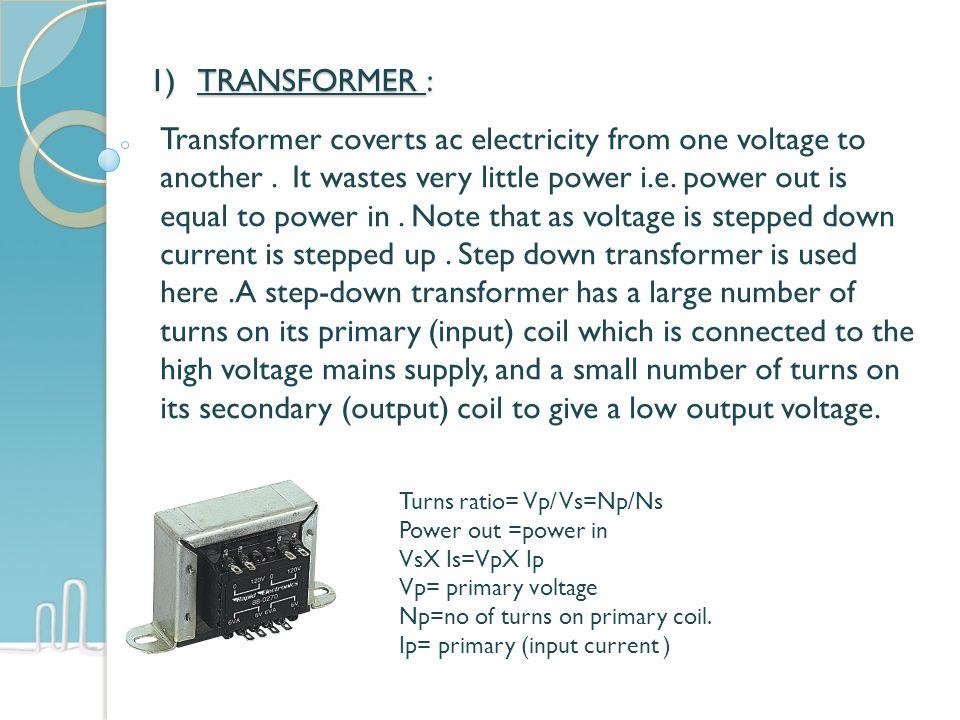 TRANSFORMER :