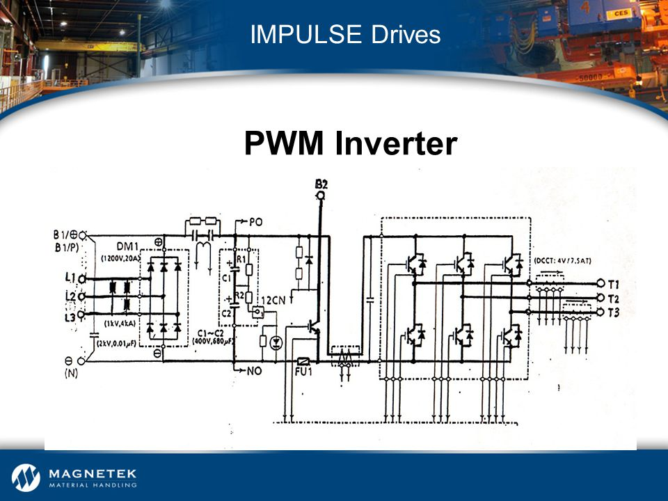 PWM Inverter IMPULSE Drives