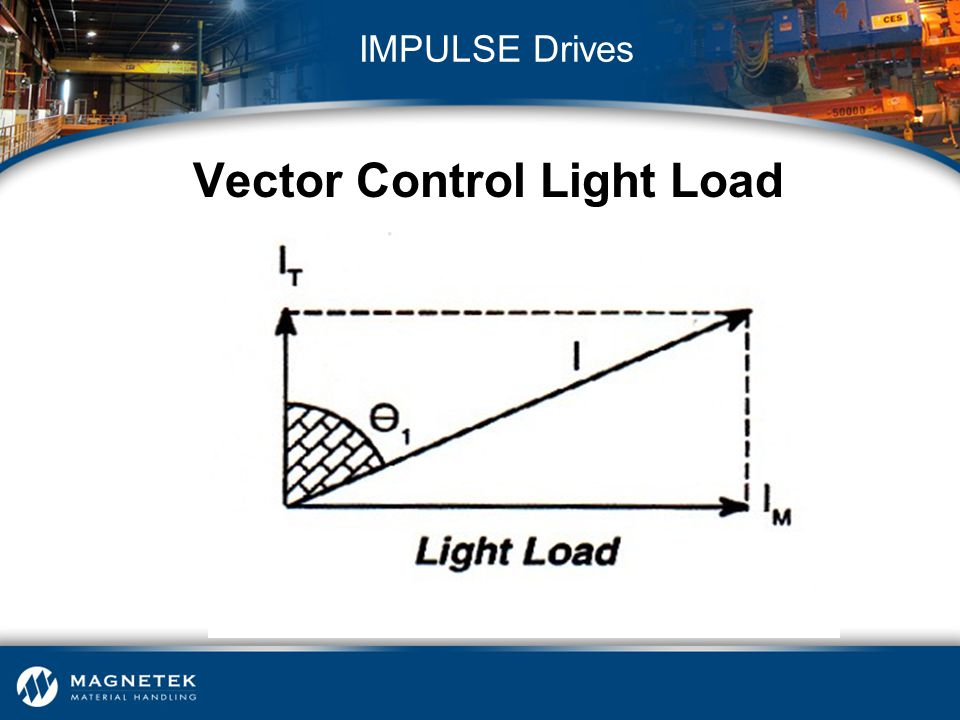 Vector Control Light Load