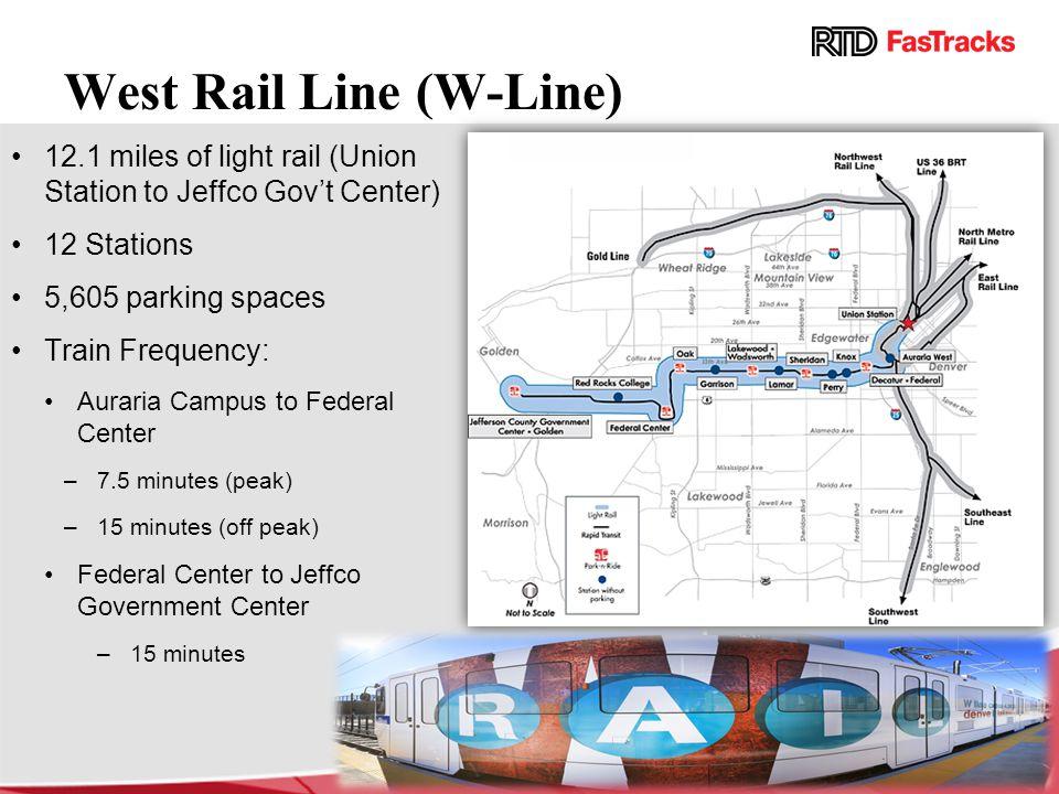 West Rail Line (W-Line)