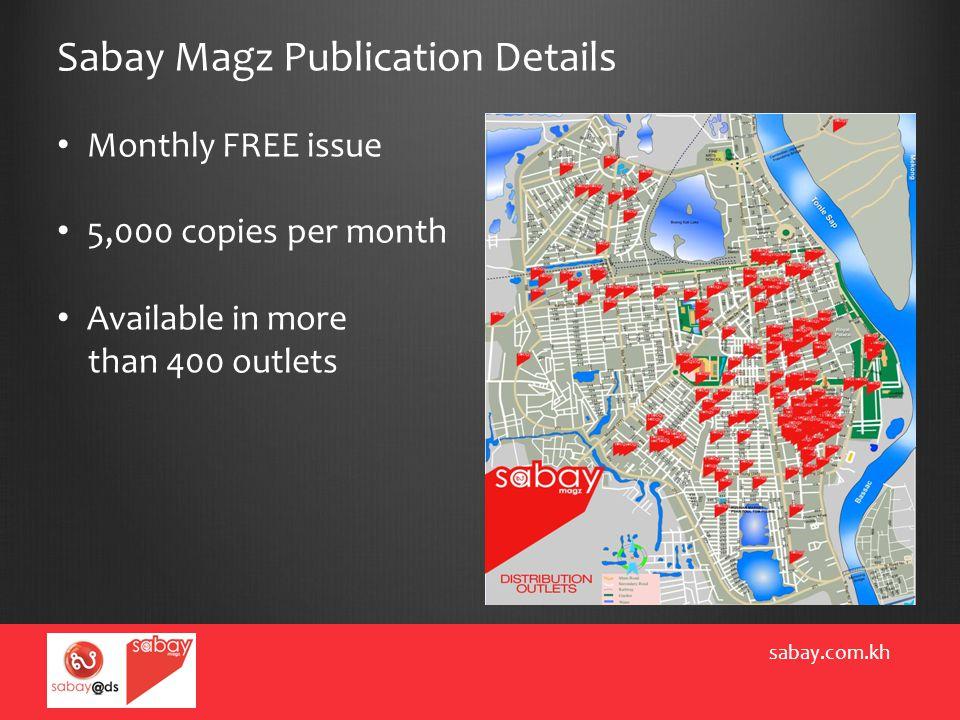 Sabay Magz Publication Details