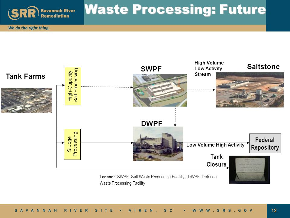 Waste Processing: Future