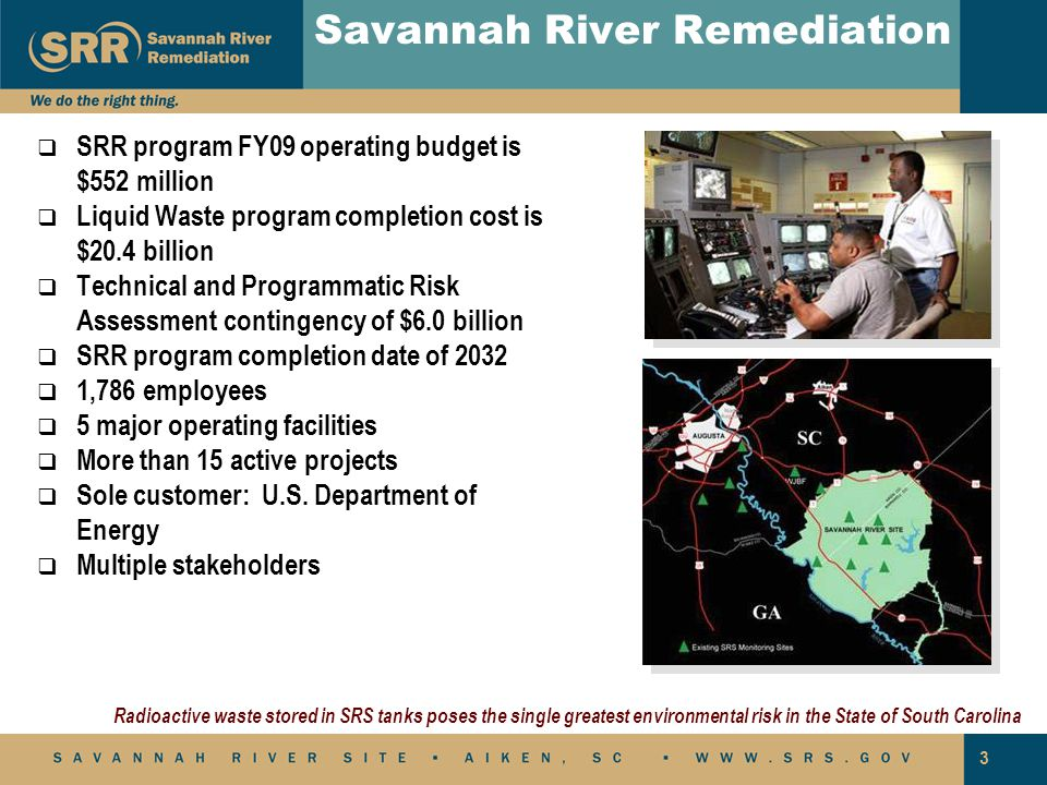Savannah River Remediation