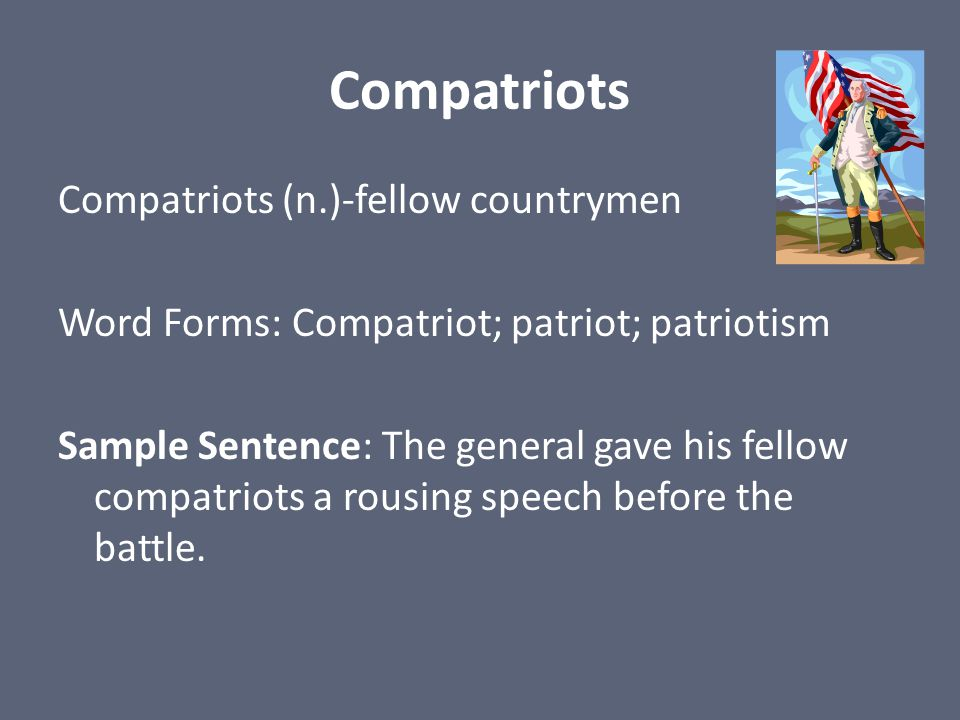 Compatriots