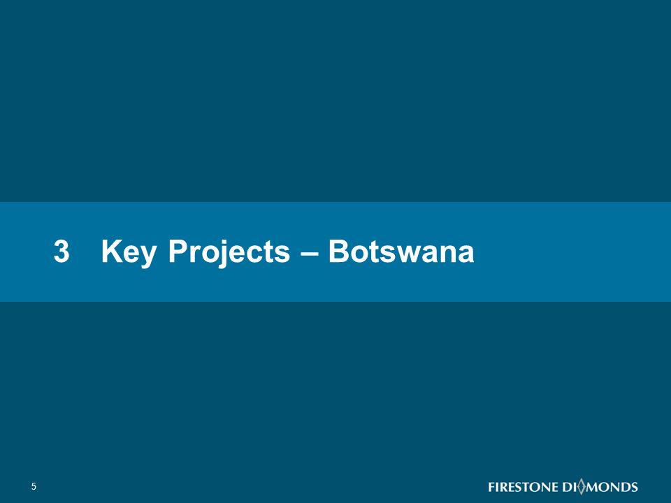 Why Botswana World's largest diamond producer 30% by value