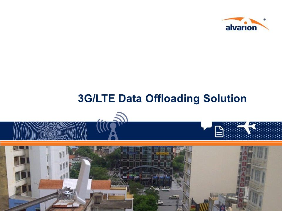 3G/LTE Data Offloading Solution
