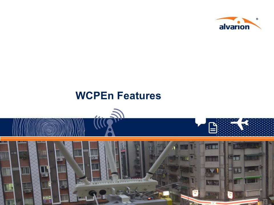 WCPEn Features