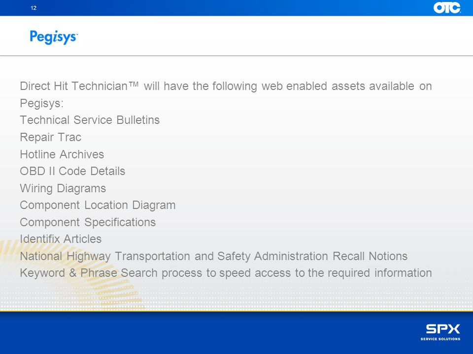 Technical Service Bulletins Repair Trac Hotline Archives