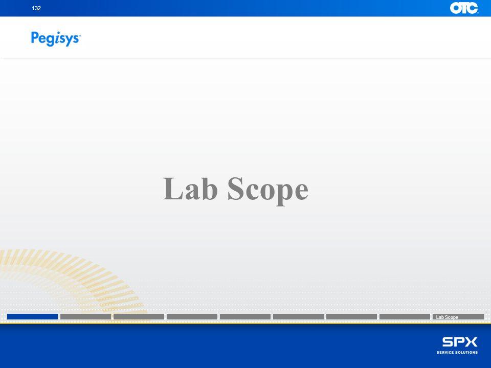 132 Lab Scope Lab Scope Lab Scope