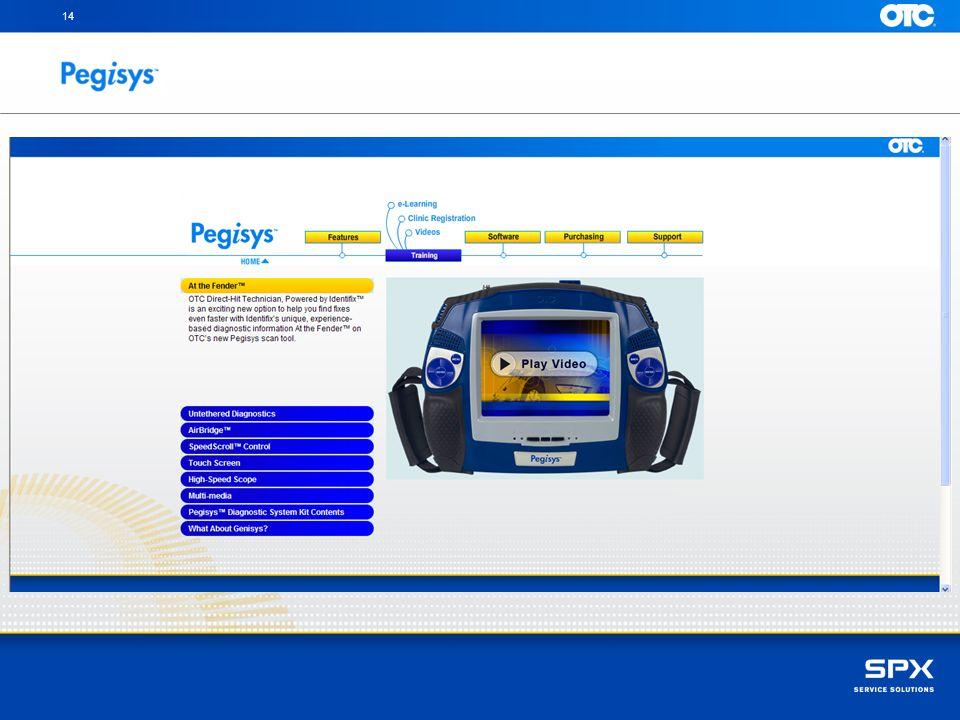 Pegisys Website, visit http://www.pegisysotc.com/