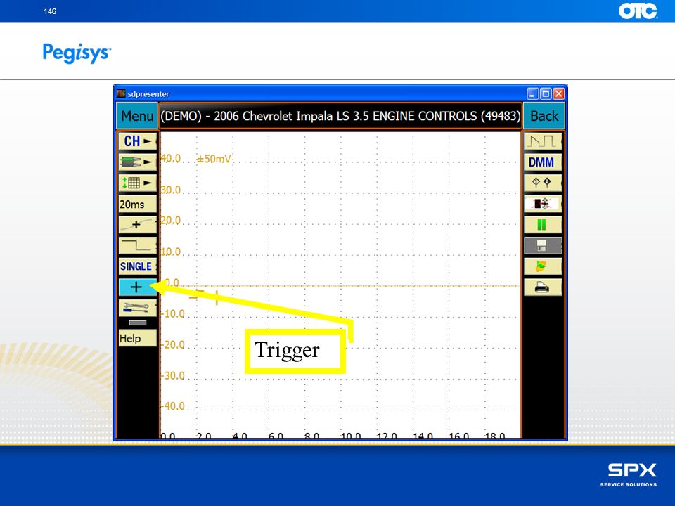 SpeedScroll to Trigger and press Enter to change the trigger level