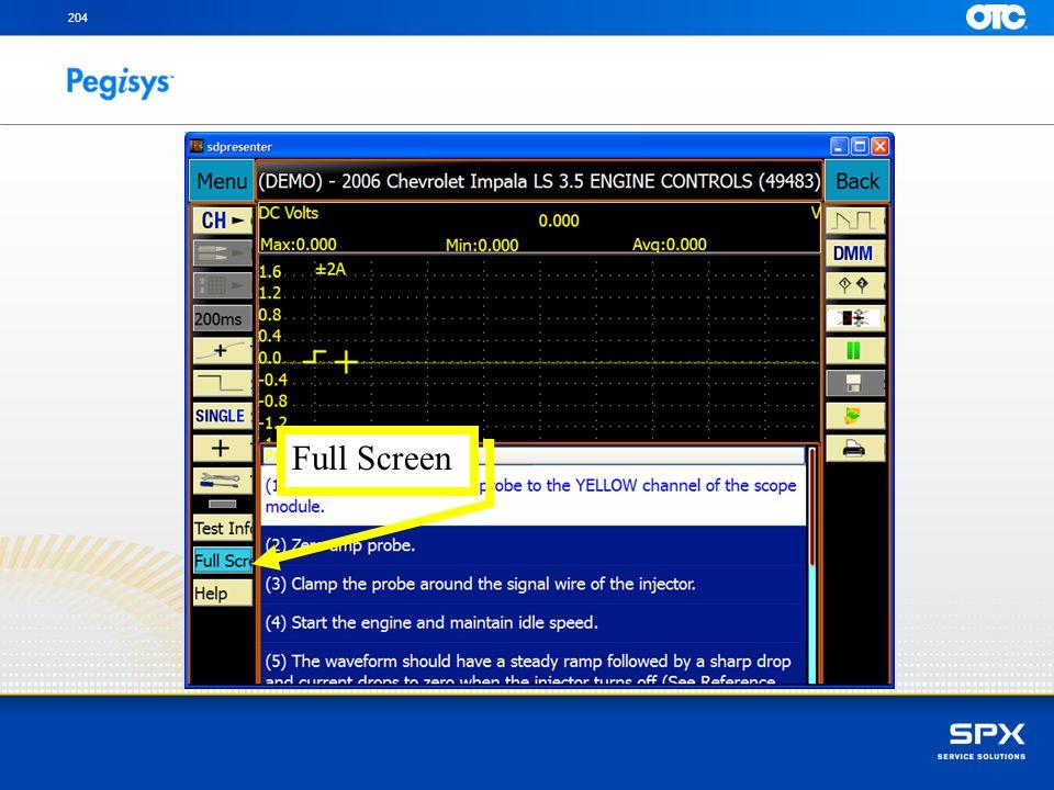 204 Full Screen.