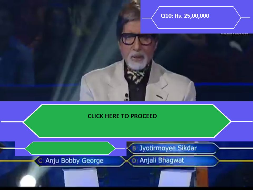 Q10: Rs. 25,00,000