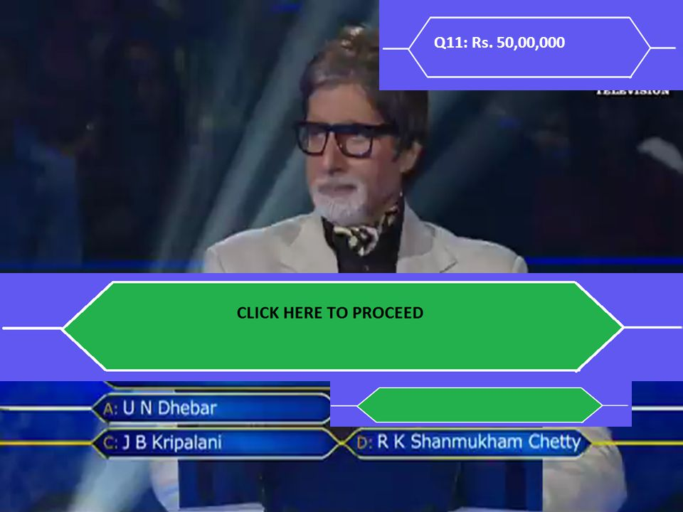 Q11: Rs. 50,00,000