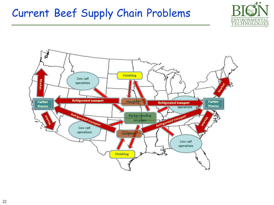Current Beef Supply Chain Problems