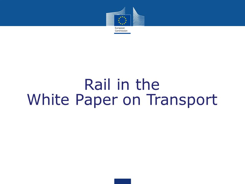 White Paper on Transport