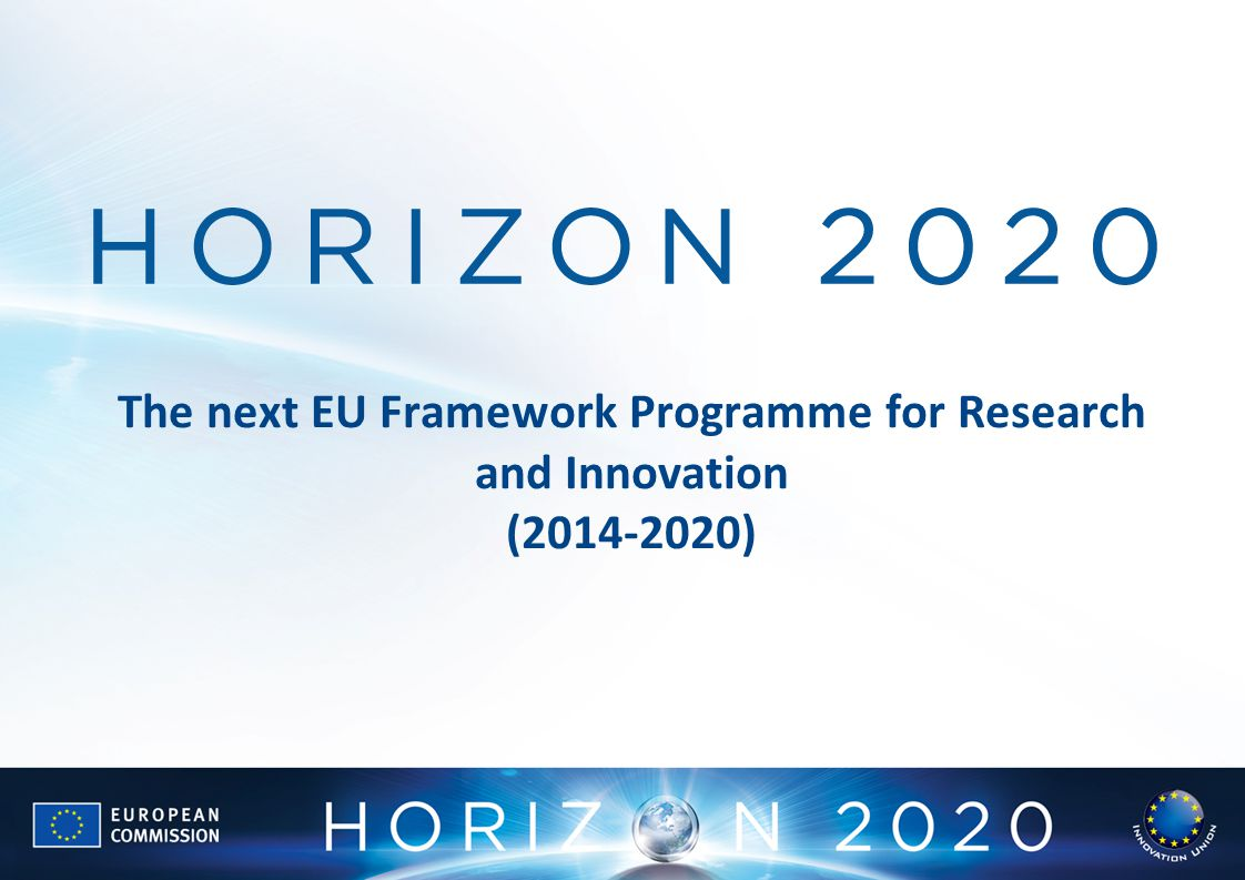 The next EU Framework Programme for Research and Innovation ( )