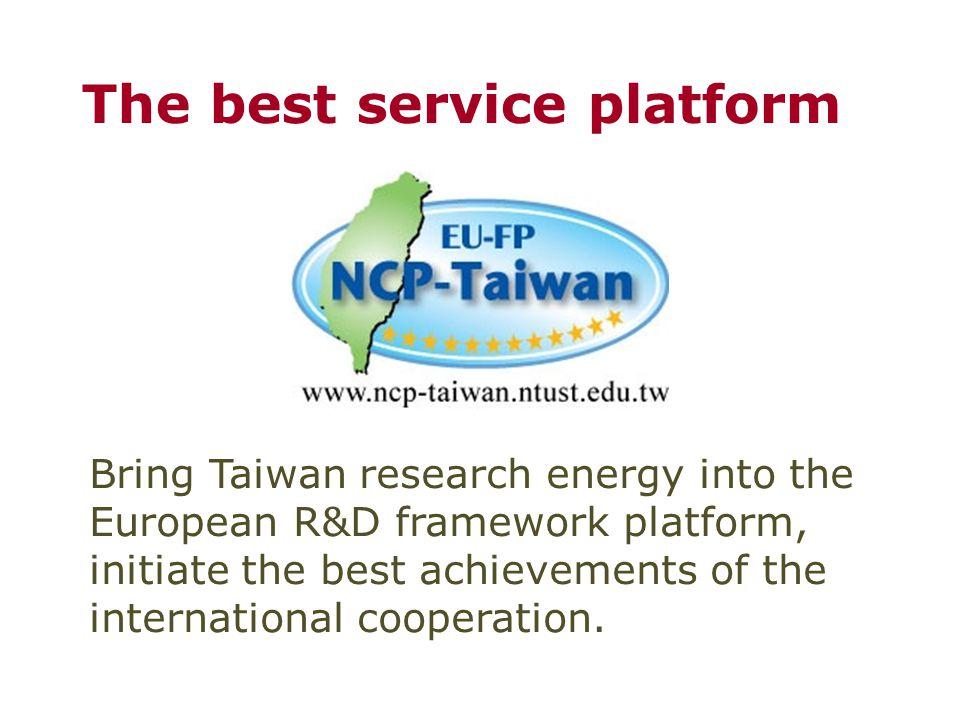The best service platform