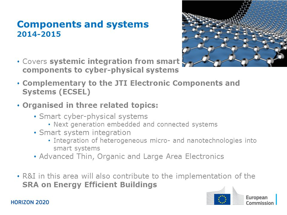Components and systems 2014-2015