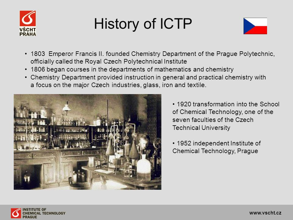 History of ICTP