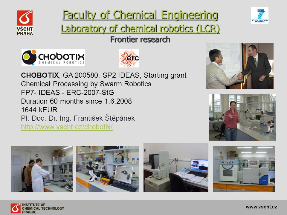 Faculty of Chemical Engineering