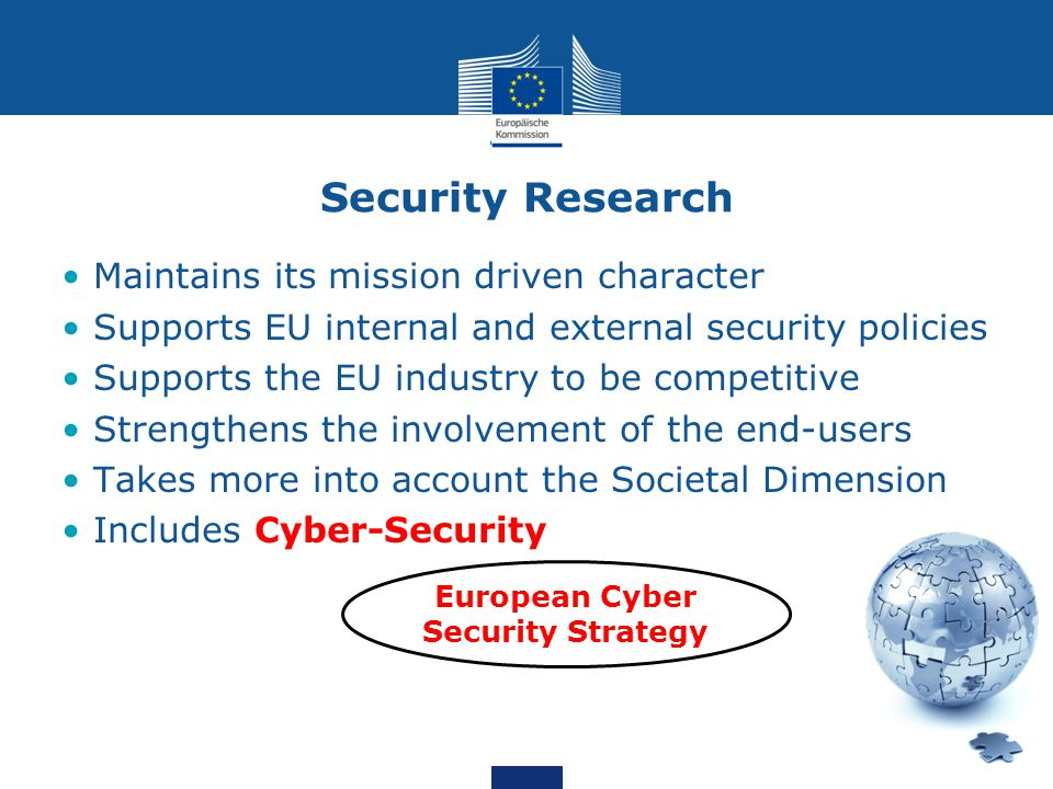 European Cyber Security Strategy