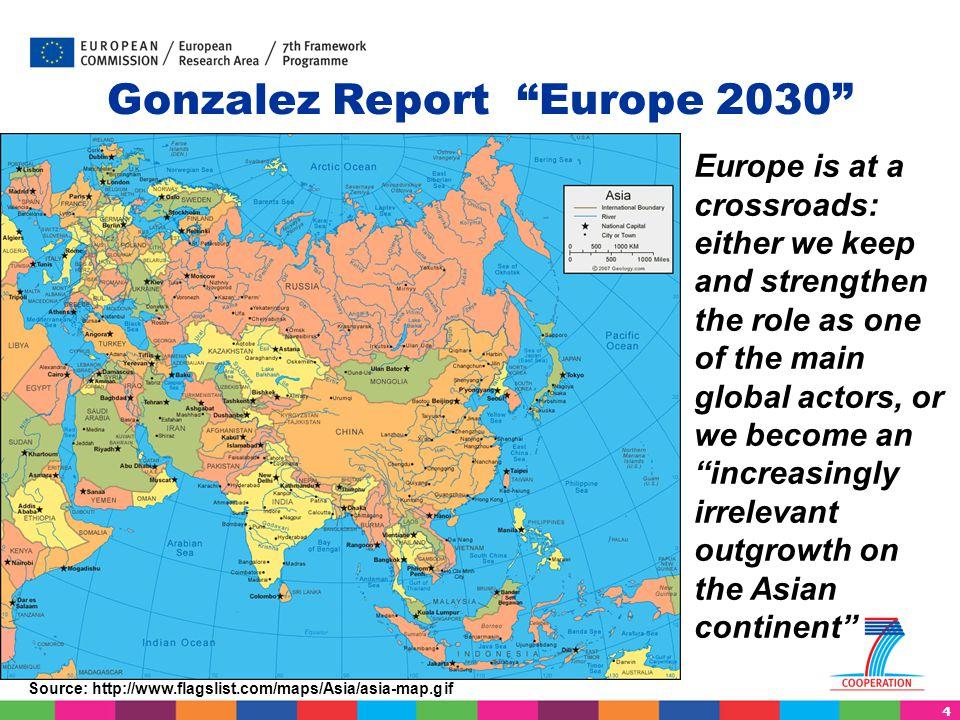 Gonzalez Report Europe 2030