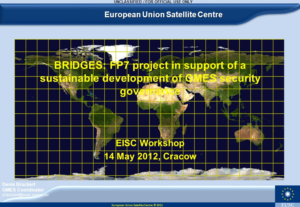 European Union Satellite Centre