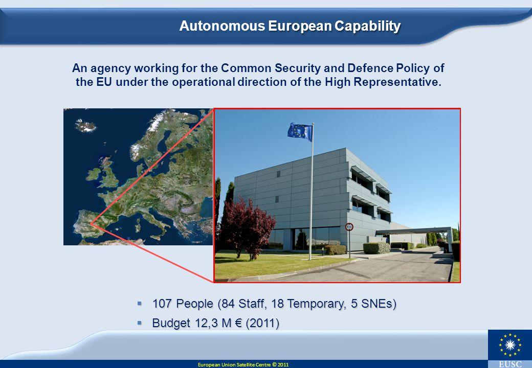 Autonomous European Capability