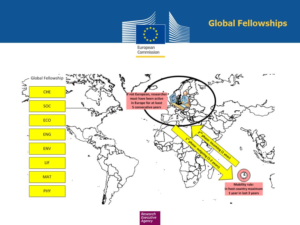 Global Fellowships