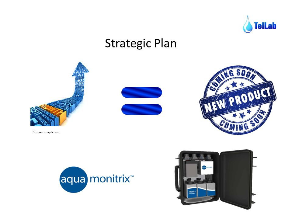 Strategic Plan Primeconcepts.com