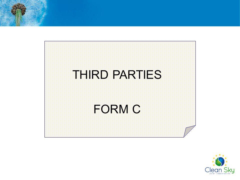 THIRD PARTIES FORM C