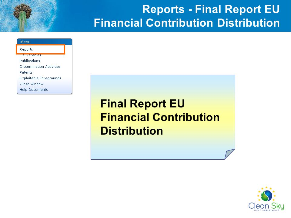 Reports - Final Report EU
