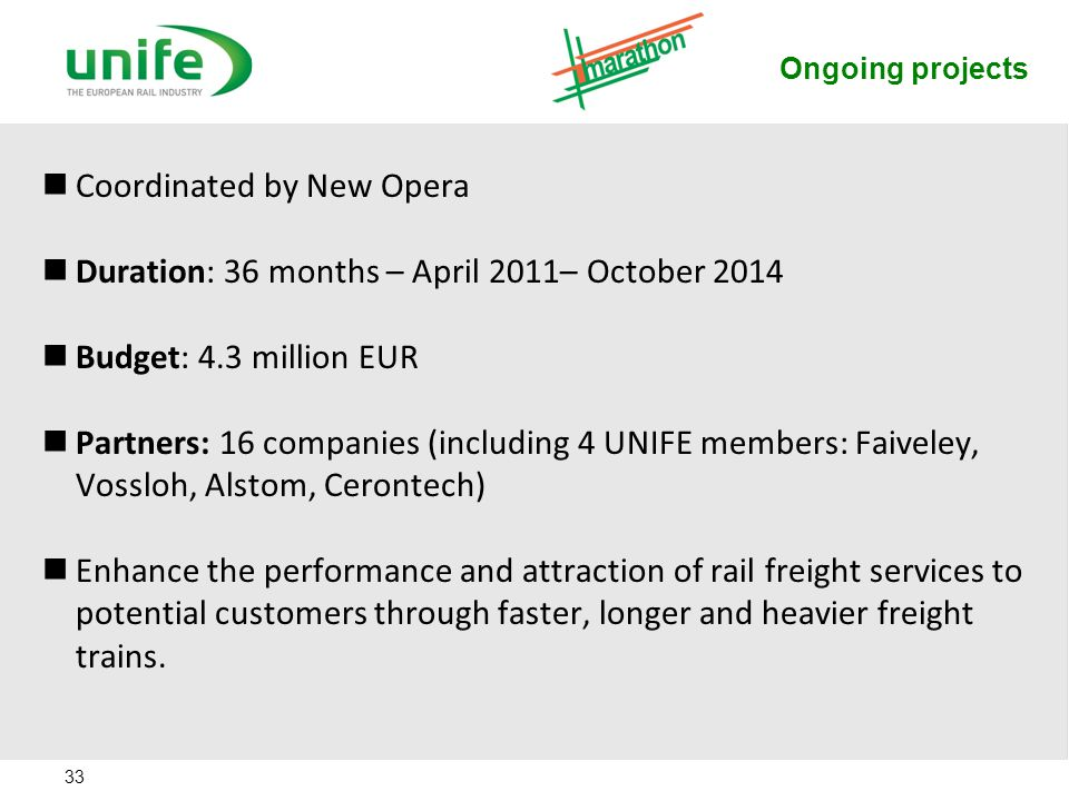 Coordinated by New Opera