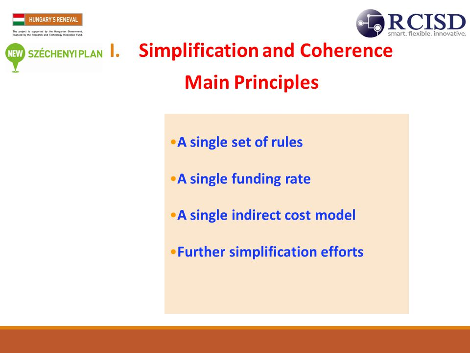 Simplification and Coherence