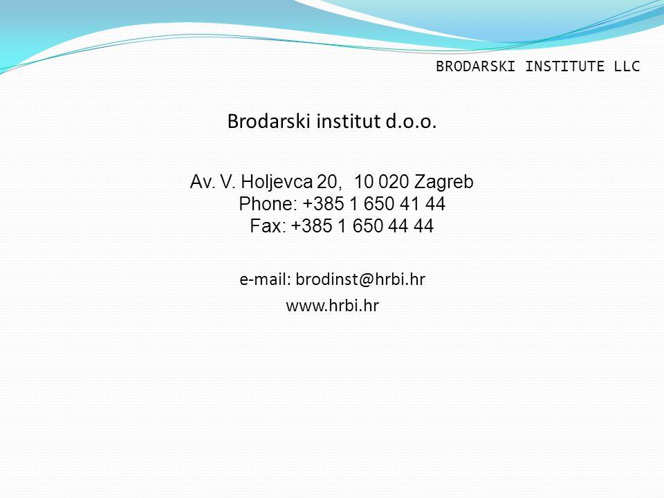 Brodarski institut d.o.o.
