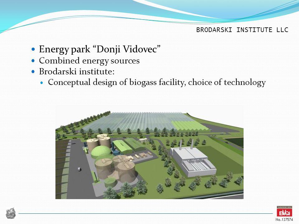 Energy park Donji Vidovec