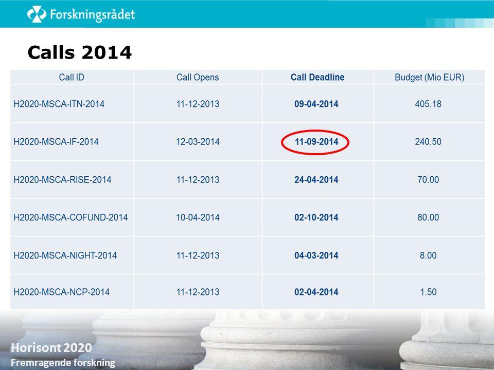 Calls 2014