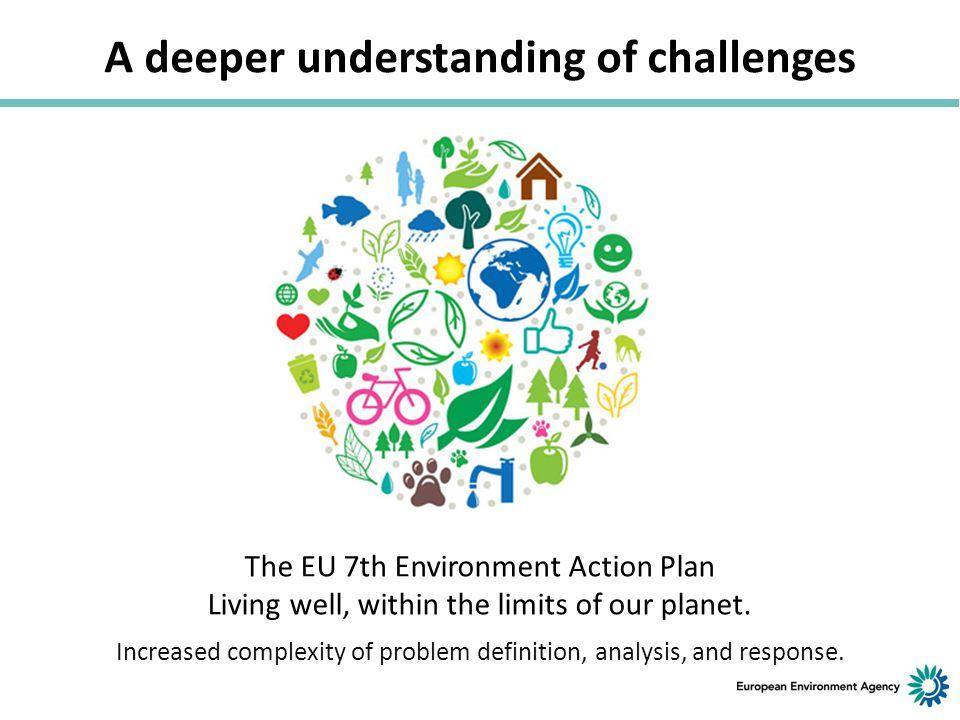 A deeper understanding of challenges