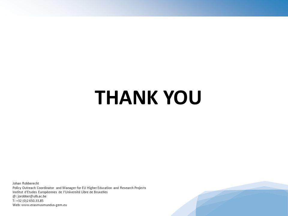 THANK YOU Johan Robberecht