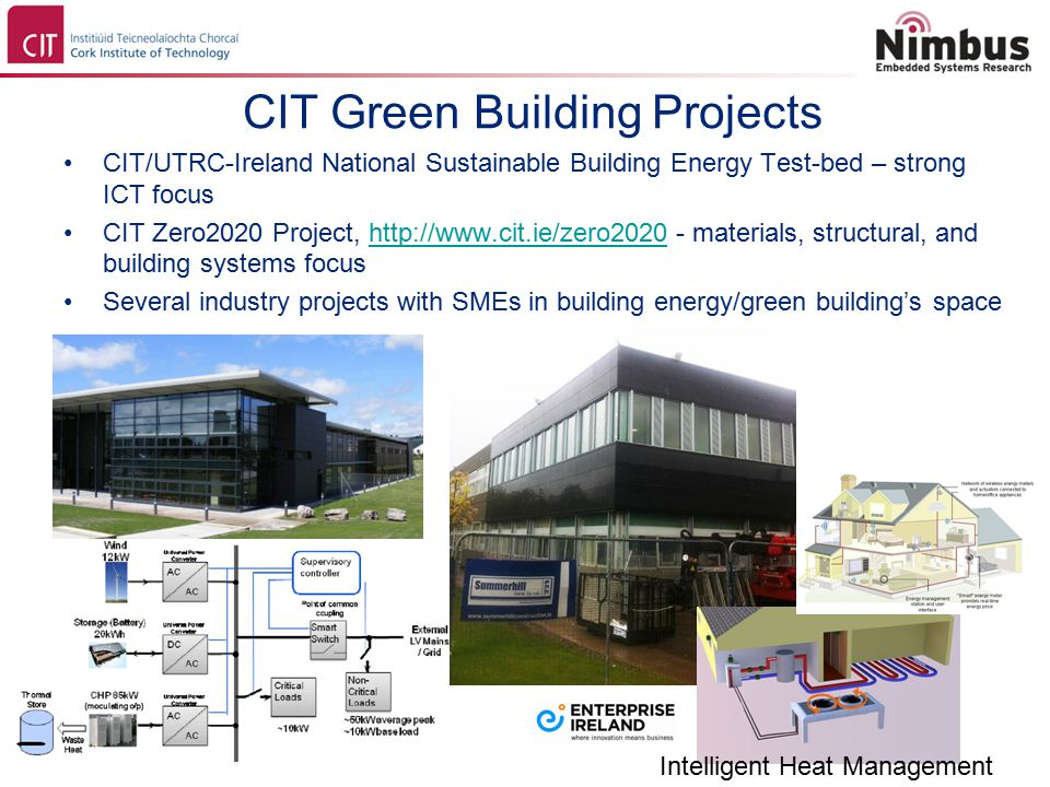 CIT Green Building Projects