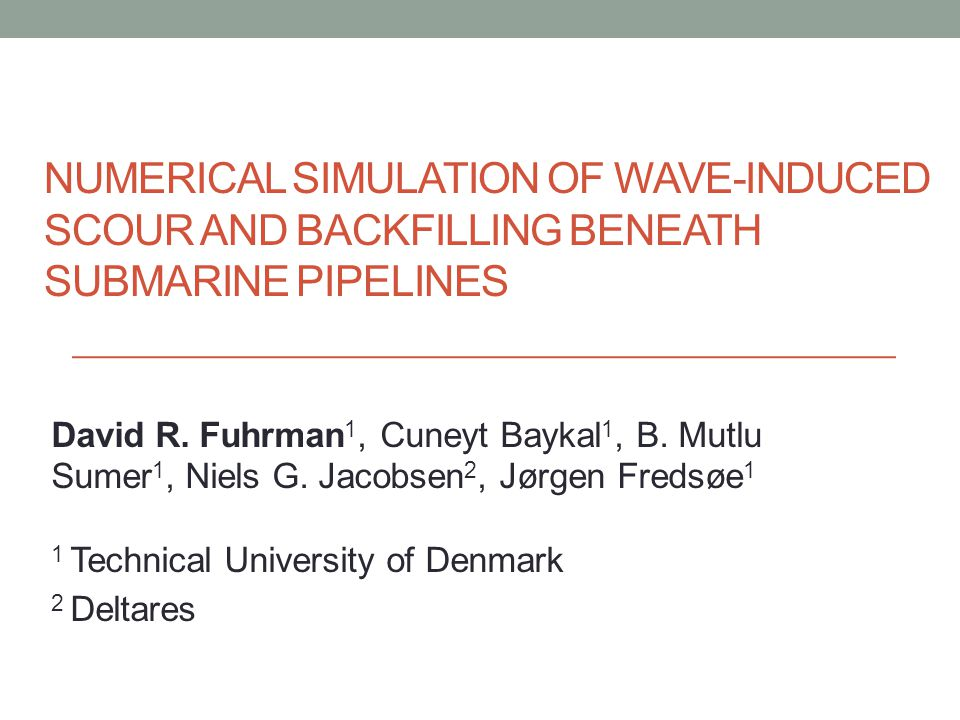 Numerical simulation of wave-induced scour and backfilling beneath submarine pipelines