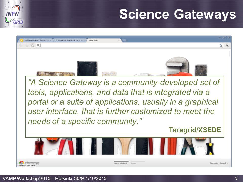 Science Gateways