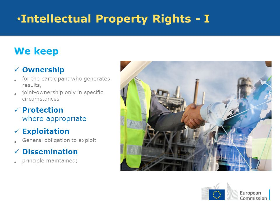 Intellectual Property Rights - I