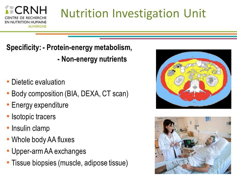Nutrition Investigation Unit