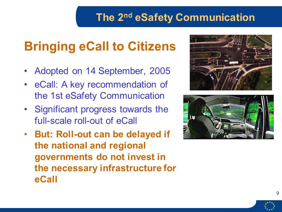 The 2nd eSafety Communication