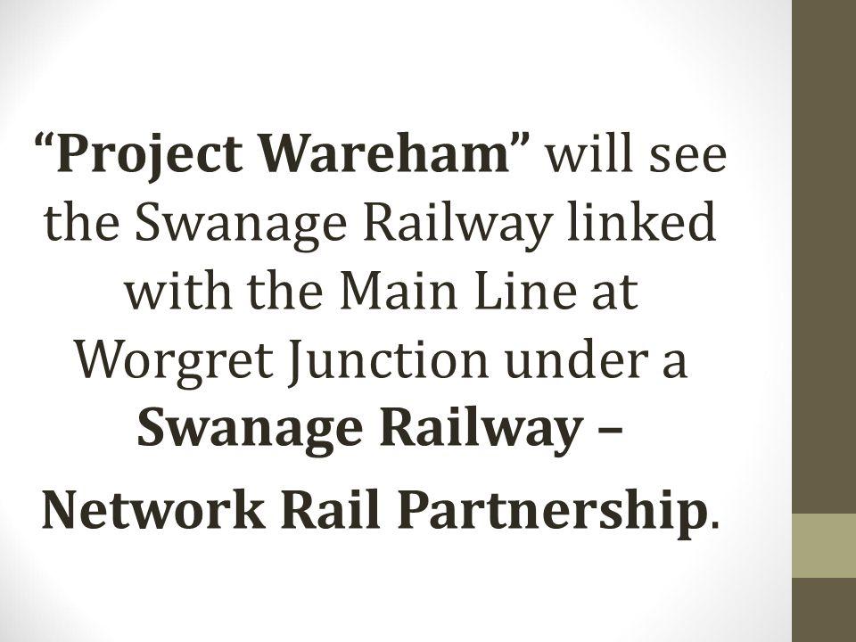 Network Rail Partnership.