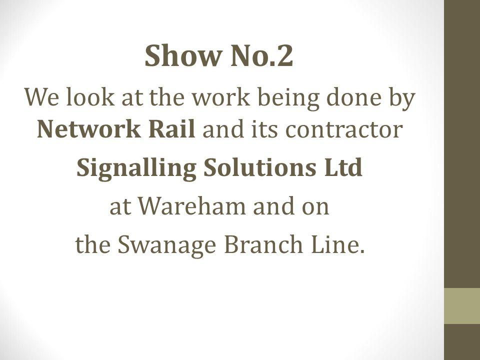 Signalling Solutions Ltd