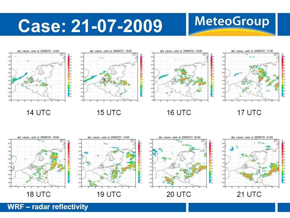 Case: 21-07-2009 14 UTC 15 UTC 16 UTC 17 UTC 18 UTC 19 UTC 20 UTC