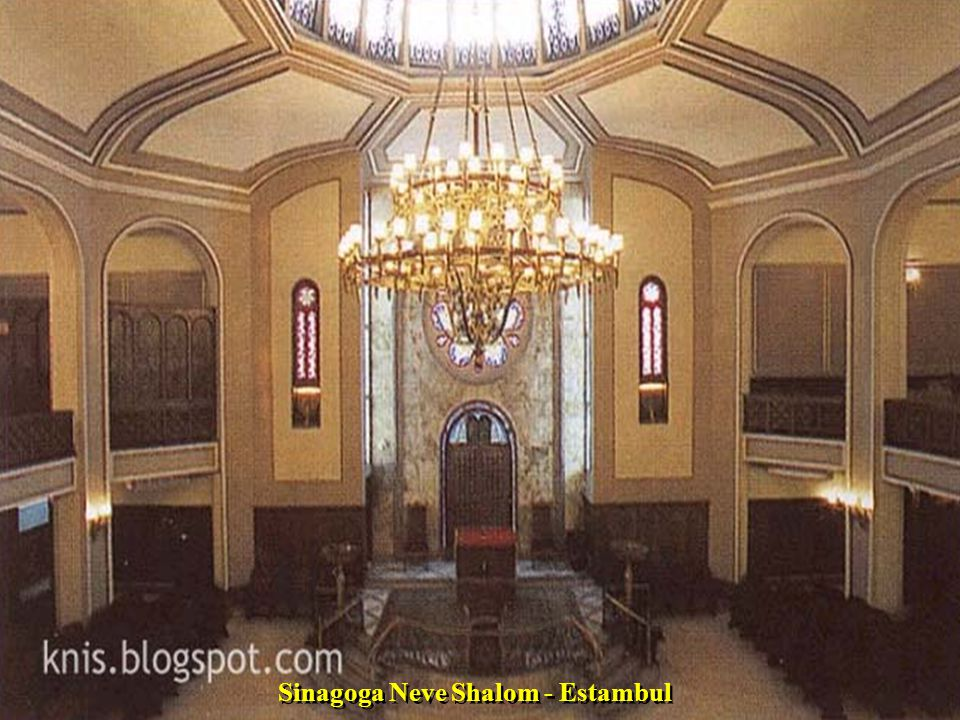 Sinagoga Neve Shalom - Estambul